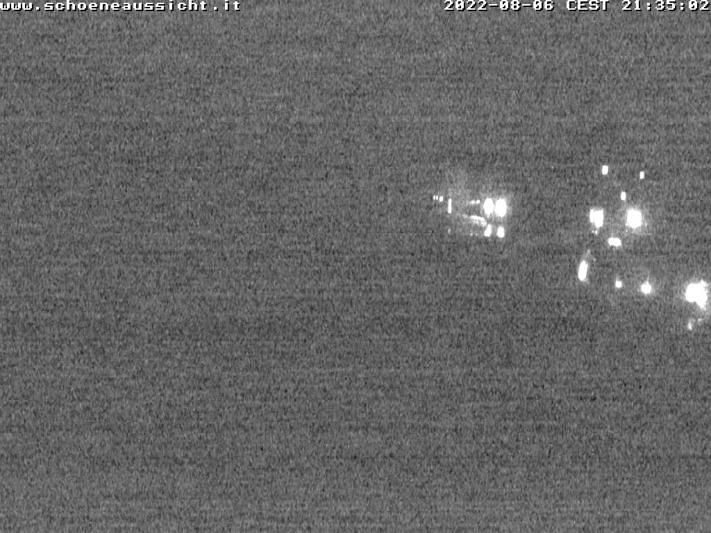 Webcam Rifugio Bellavista in Val Senales