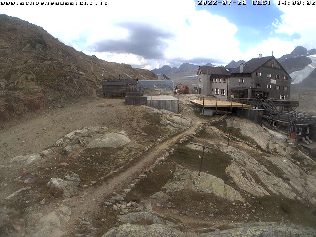 Val Senales - Ghiacciaio della Val Senales - Rifugio Bella Vista